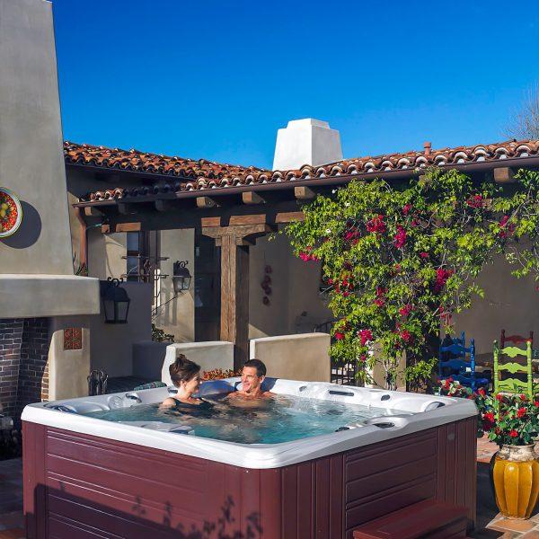 Illustratie: foto van de Caldera Spa's Paradise Salina.