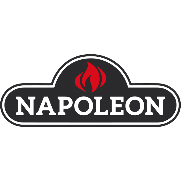 Illustratie: weergave van het logo van Napoleon Gourmet Grills.