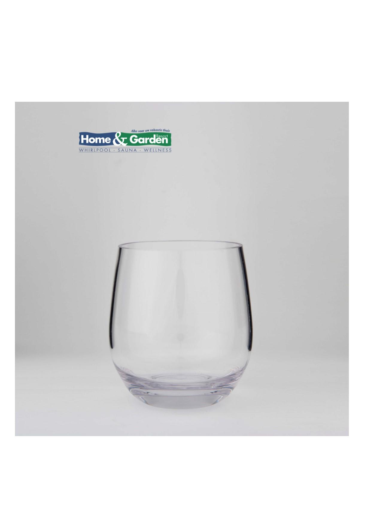 HappyGlass water/wijn glas 40cl
