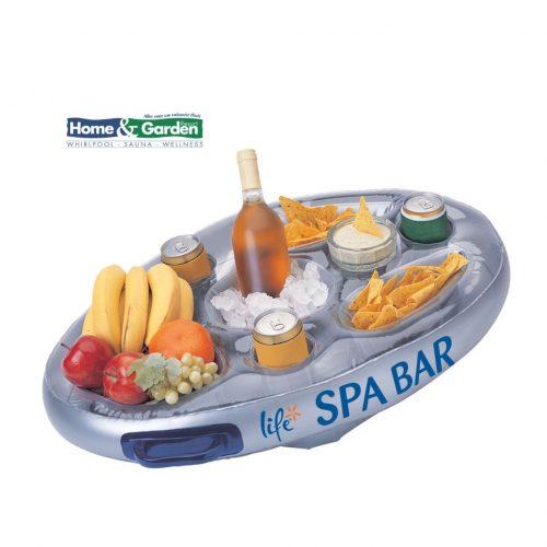 Spa bar voor bij de spa/jacuzzi